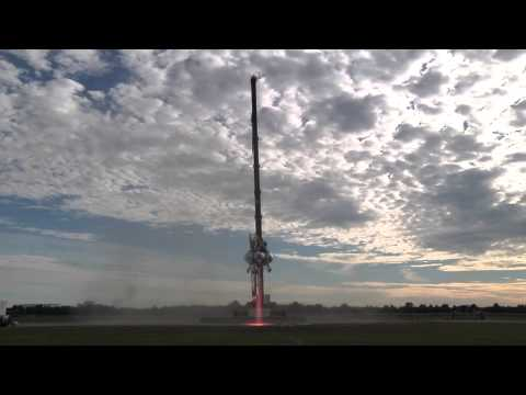 Project Morpheus Ground Takeoff and Landing