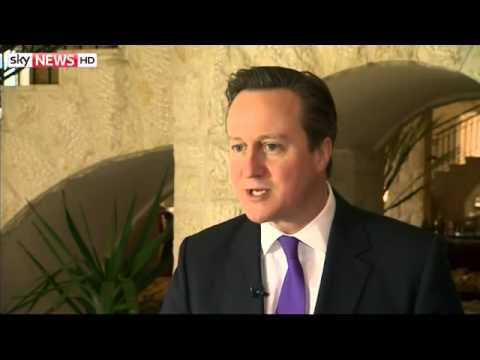Cameron In Israel: 'More Concessions Needed'