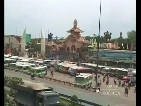 Metro Bến Thành - Suối Tiên năm 2018