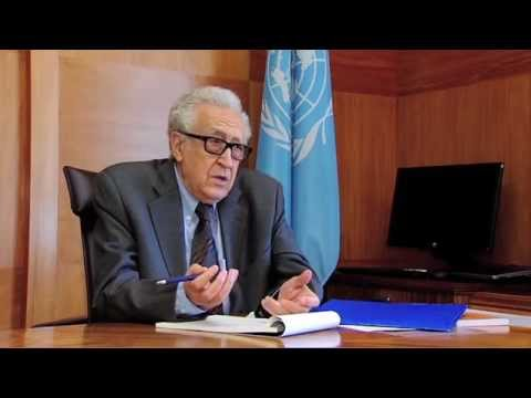 GLOBALMAXIM: SYRIA: GENEVA II: POSSIBILITY of POLITICAL SOLUTION: LAKHDAR BRAHIMI
