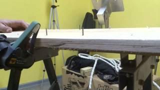 Электрическая точилка Work Sharp работа по дереву