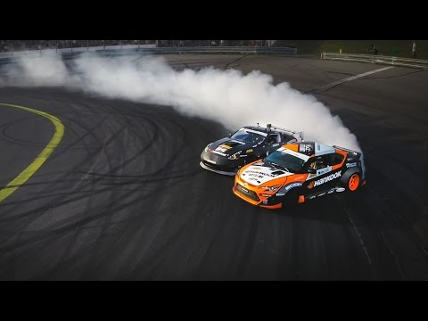 GoPro: Formula Drift New Jersey 2014 - The Gauntlet