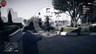 [ GTA V ] : Code D'armes Exclusif, MEGA Bond !! Exclusif