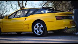 Alpine A610 Turbo | 20th Birthday shoot (HD)