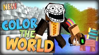 Brand New Minecraft Snapshot - Color The World w/ Deadlox and GhostGaming