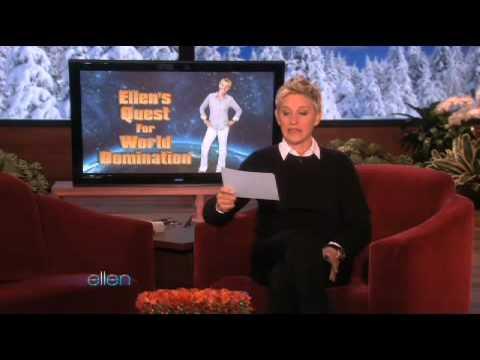 Ellen world domination flag understand this