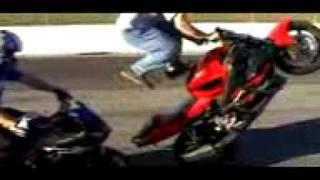 Manobras Radicais De Moto