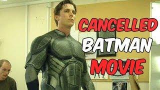 The Crazy Cancelled Batman & Robin Sequel | Cutshort