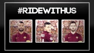 Carica la tua foto e seguici ovunque andiamo: #RIDEWITHUS!