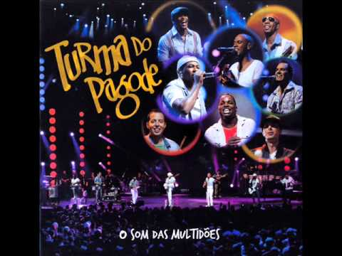 turma do pagode - horario de verão - audio oficial 2012