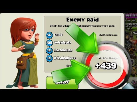 WORLDS FUNNIEST DEFENCE !?! +439 Trophies On Defence | Clash Of Clans Epic Strategy