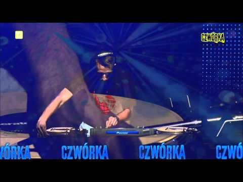 SIMON SAYZ - LIVE MIX @ Polskie Radio Czwórka / 17.08.2013