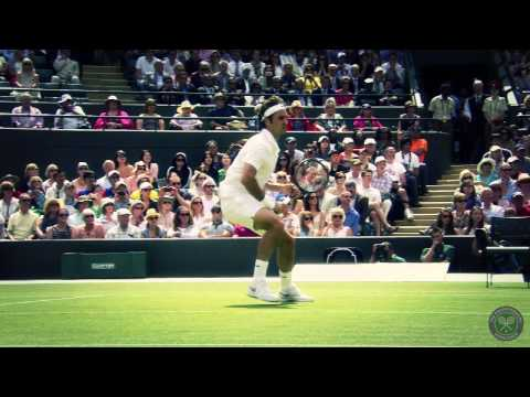 Roger Federer Road To The Final - Wimbledon 2014