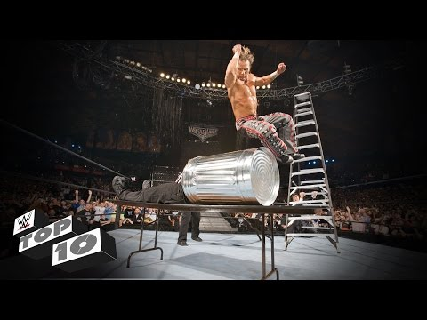 Most Extreme WrestleMania Moments: WWE Top 10