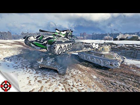 World of Tanks - Funny Moments | WINS vs FAILS! (WoT Epic Fails, January 2020)