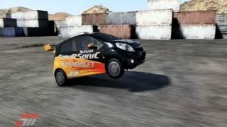 Forza 4: Rob Dyrdek Kickflip CarChevy Spark|