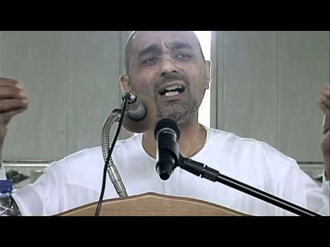 Jummah Khutbah November 2010 Part 2 - Dr. Munir Ahmed
