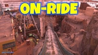 Rim Runner Defunct On-ride Front Seat (HD POV) Adventure