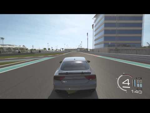 Forza Motorsport 5 Audi RS 7 Sportback Gameplay HD 1080p