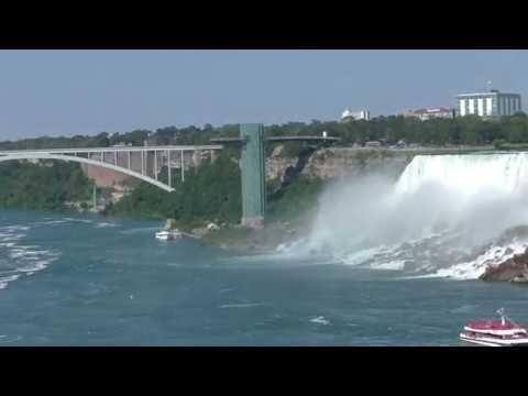 Cảnh đẹp nước Mỹ - Thác Niagara, thác nước lớn nhất thế giới