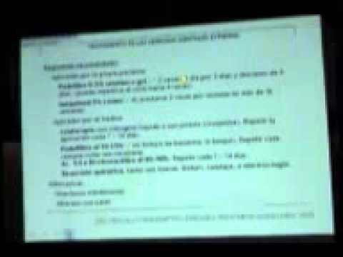 PRIMER CURSO DE COLPOSCOPÍA - CONDILOMA DEL TRACTO GENITAL INFERIOR (2/2)