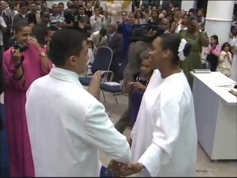 Casamento da Cantora Elaine Martins e Oseas Chagas