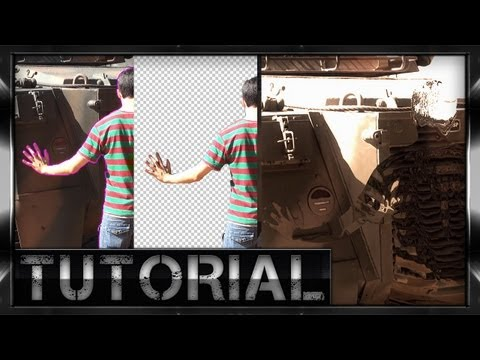 Tutorial - After Effects - Efeito Predador