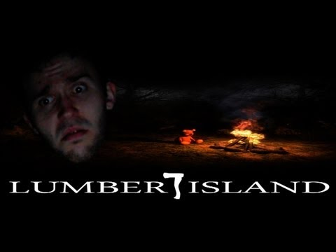 NEW SCARY GAME! - Lumber Island