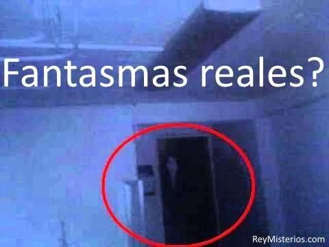 Fantasmas 2015 fenomenos paranormales reales
