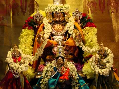 Vedic Hymn on Sri Lakshmi Narasimha -