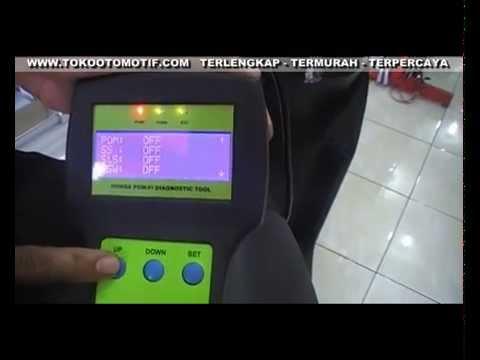 Honda Motorcycle Scanner