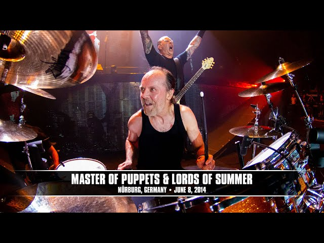 Metallica: Master Of Puppets and Lords Of Summer (MetOnTour - Nürburgring, Germany - 2014)