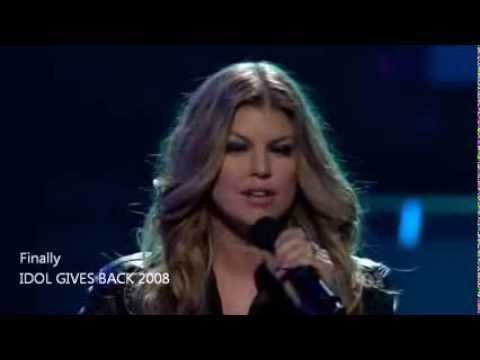 Fergie CAN sing - Best vocal performances