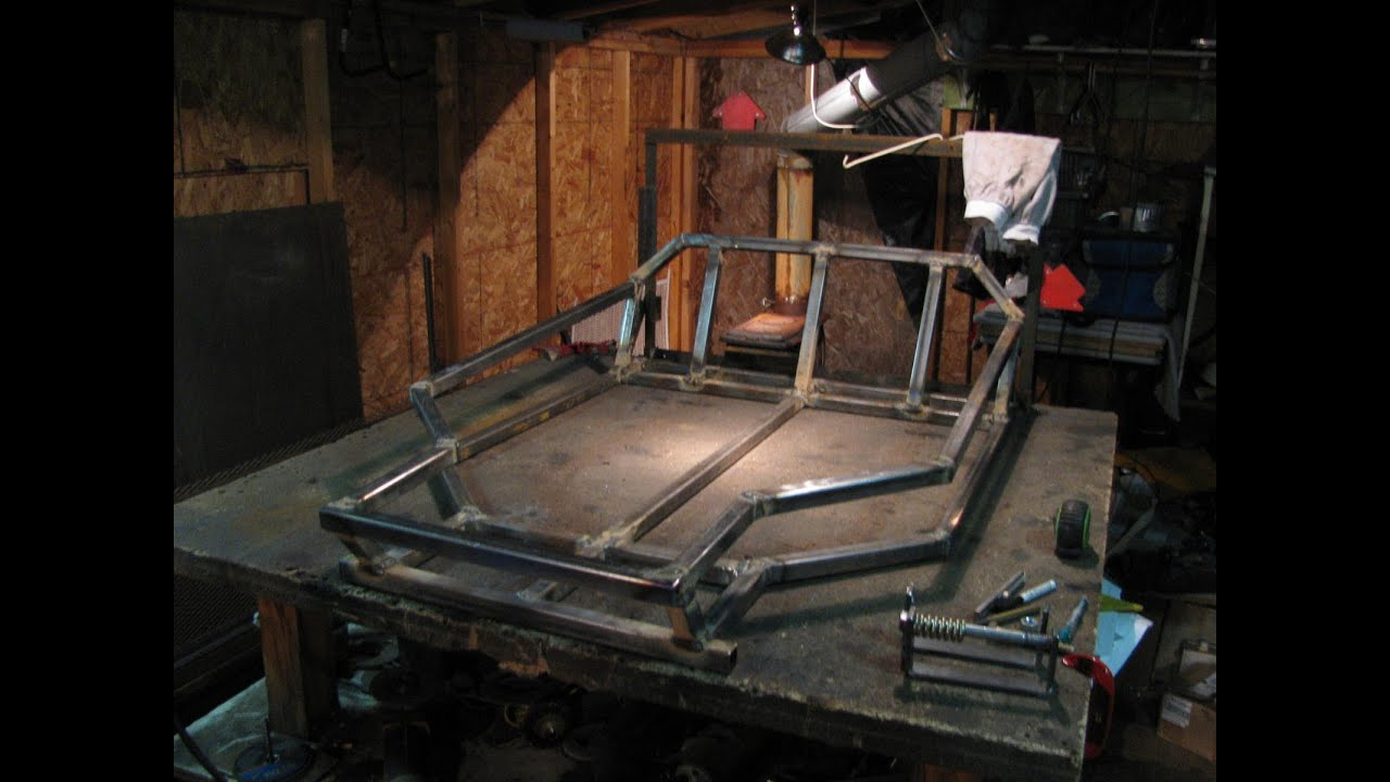 dune buggy go kart frame plans