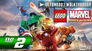 LEGO Marvel Super Heroes Detonado Parte 2