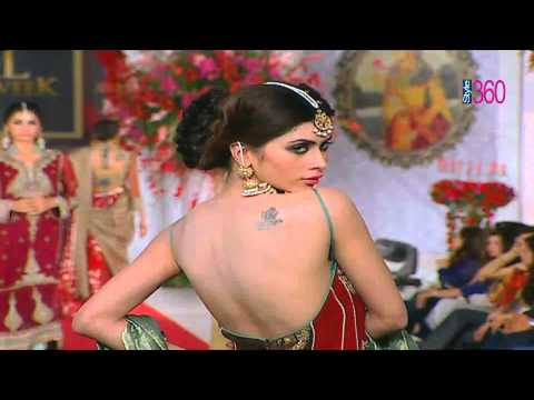 Bridal Couture Week 2012 Style 360 TV mehdi