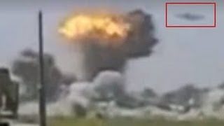 Shock Footage: Marine Captures UFO Destroying Taliban Base