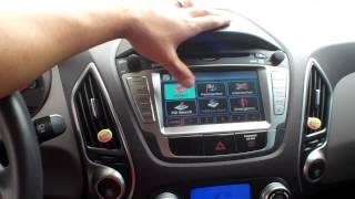 How to Replace Headlight Bulb Hyundai videos