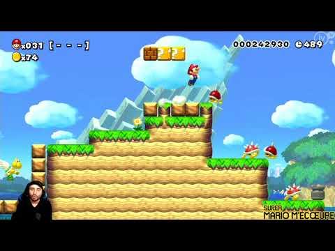 [Ep#118] Super Mario M'écoeure - 2 stages faciles...
