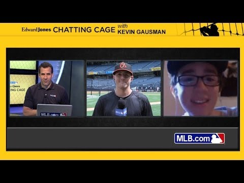 Chatting Cage: Gausman answers fans' questions