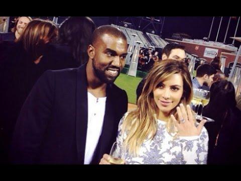 Kim Kardashian Kanye West Proposal Video (Engagement Review)