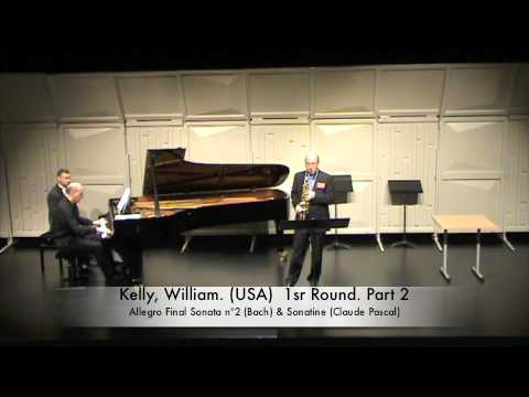 Kelly, William USA 1sr Round Part 2