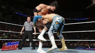 Sin Cara vs. Damien Sandow: WWE Main Event, Feb. 26, 2014