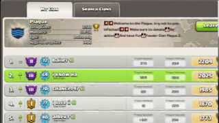 How To Make A Good Clan In Clash Of Clans (PART 2)