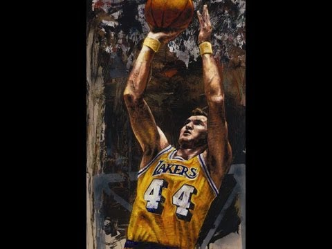 Top Ten Shooting Guards- #2 Jerry West (Part 2 of 2)