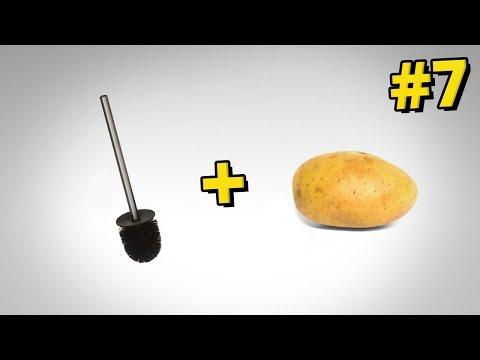 Jak obrać ziemniaki w ekspresowym tempie