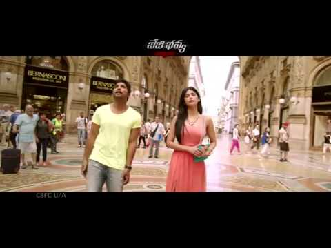 Race Gurram Romantic Trailer TeluguWap Asia
