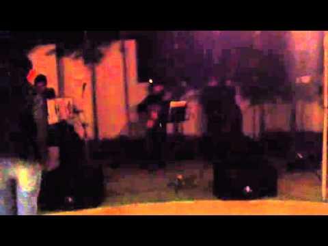 Grupo alto mando festejando 1 de enero 2013