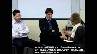 Mediation Demonstration - Underlying Interests
