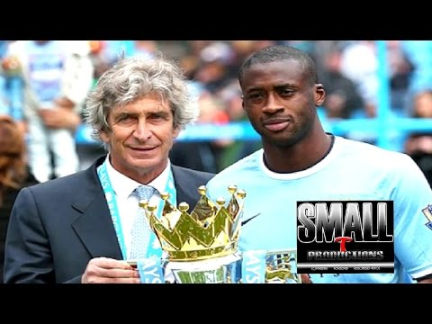 Yaya Touré's Birthday Greetings from the Managers!